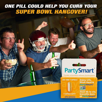 PartySmart: Could the infamous 'hangover' become extinct?