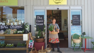 The Organic Grocer - PartySmart Review