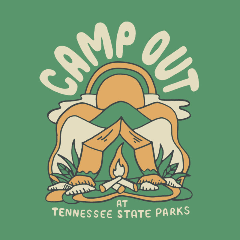 TNSP Camp Out - Kid's Tee