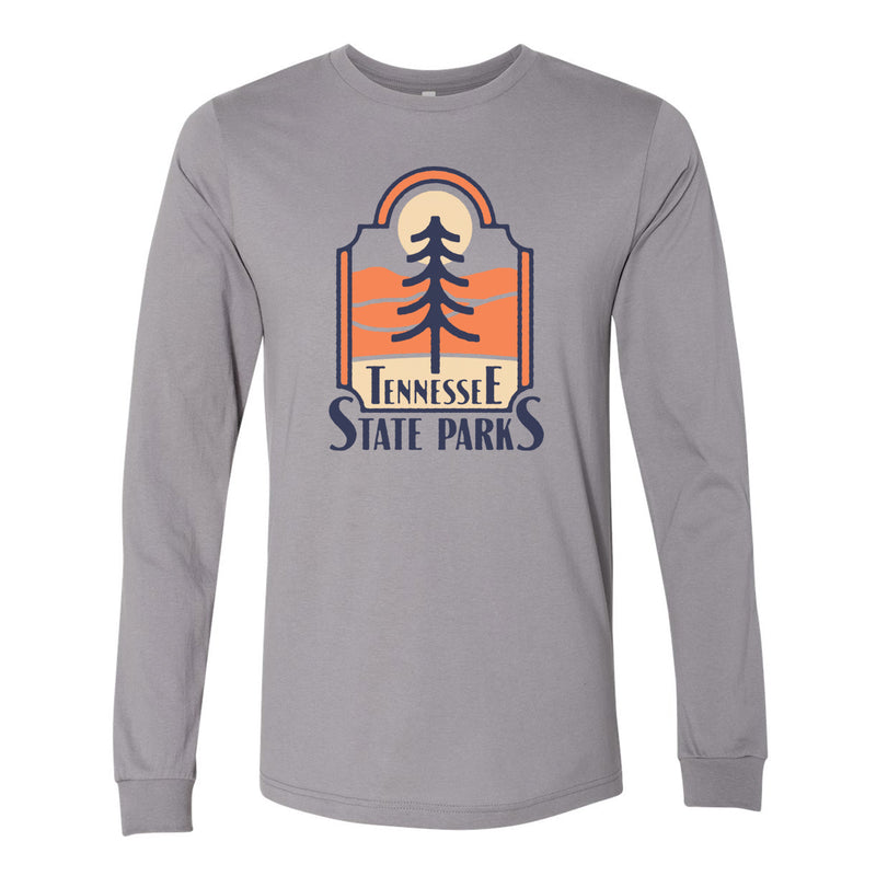 TNSP Deco Pinetree Long Sleeve Tee