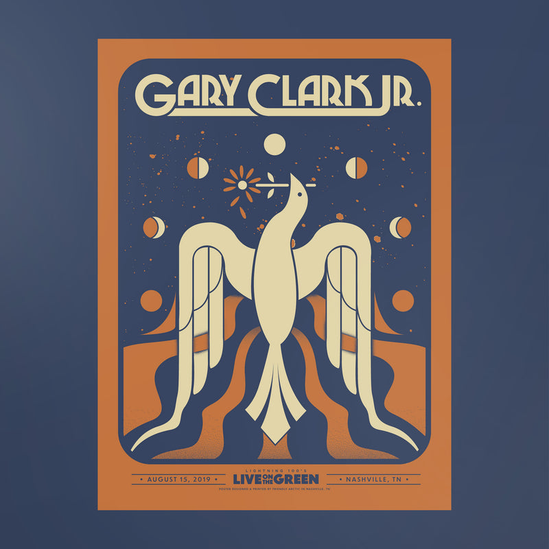 Gary Clark Jr. Poster - Live on the Green