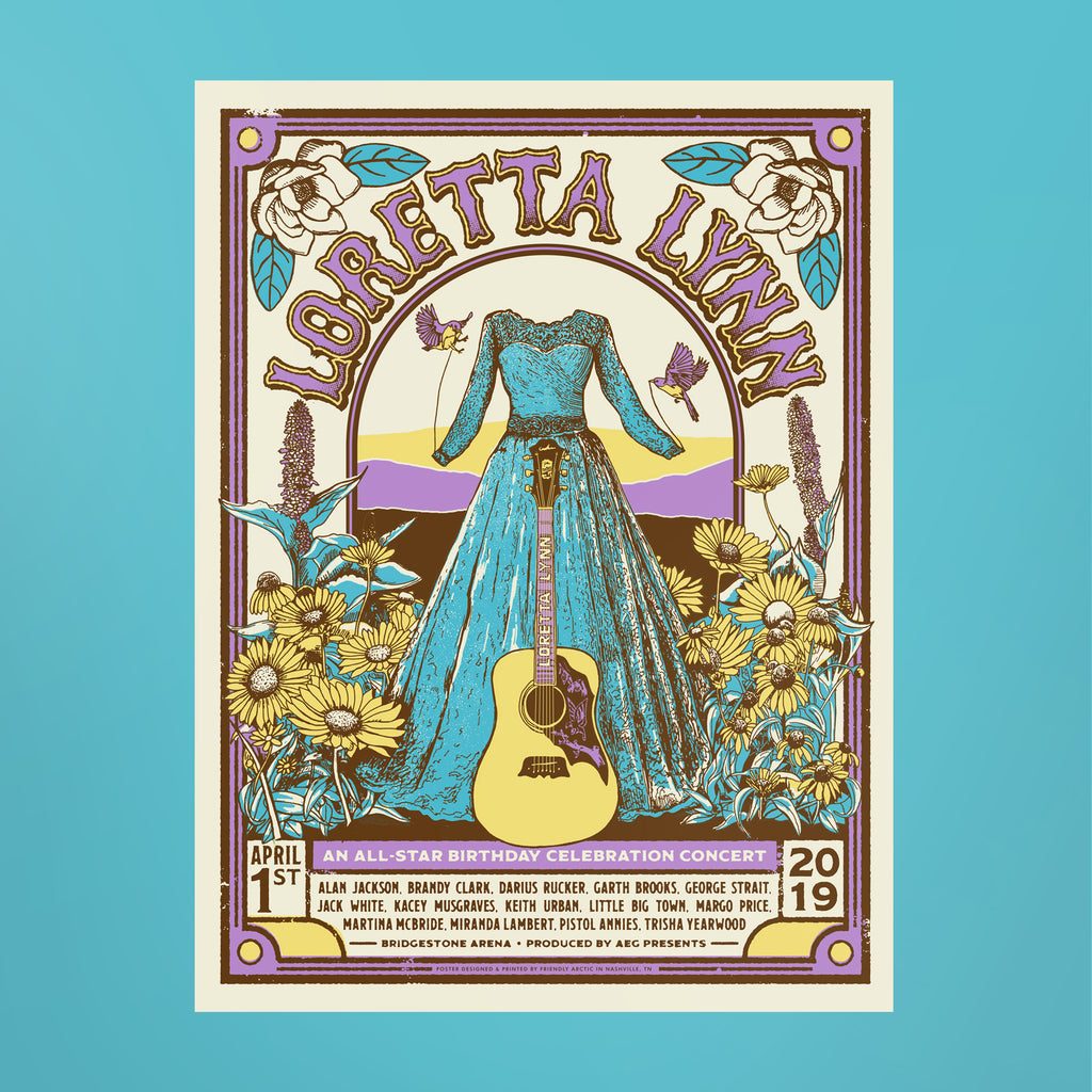 Loretta Lynn Birthday Celebration