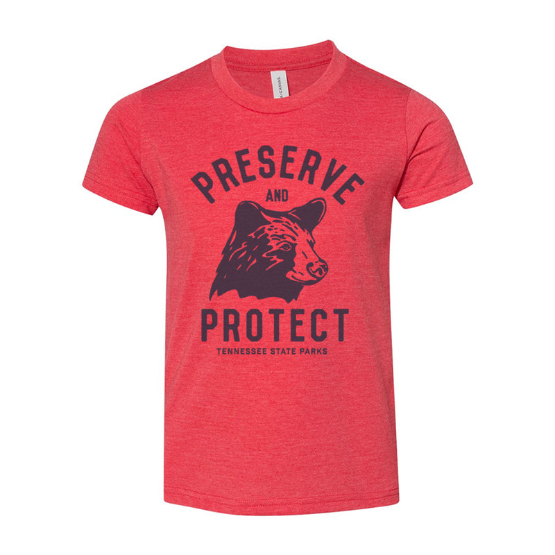 TNSP Preserve and Protect - Kid's Tee