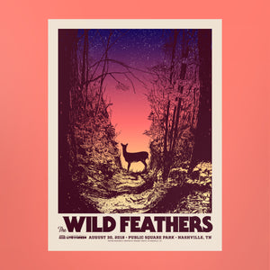 The Wild Feathers - 2018
