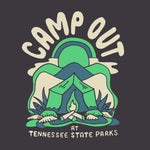 TNSP Camp Out Long Sleeve Tee