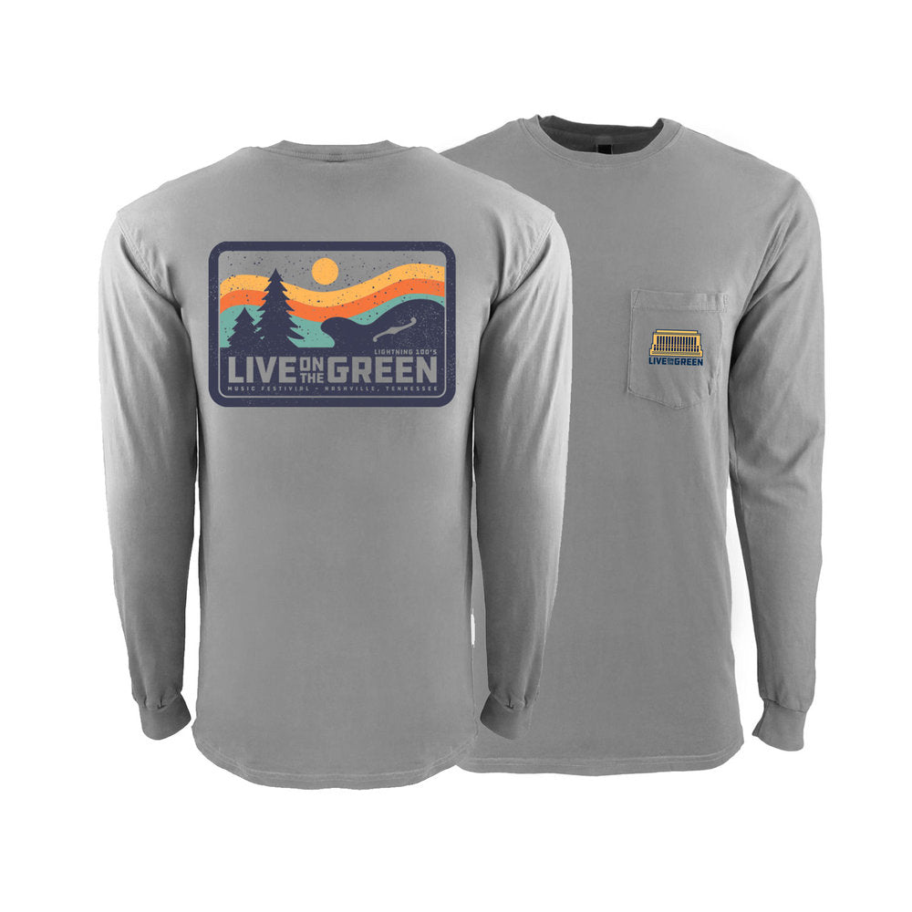 LOTG Outdoors Pocket Long Sleeve