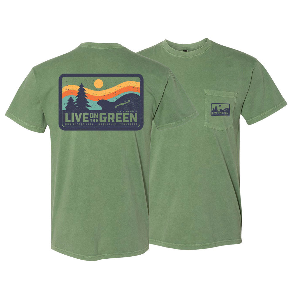 LOTG Outdoors Pocket Tee