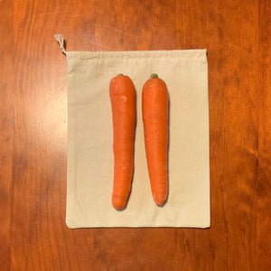 """Middie"" Calico Fresh Produce Bag"