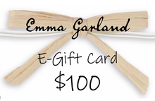 Load image into Gallery viewer, Emma Garland E-Gift Card