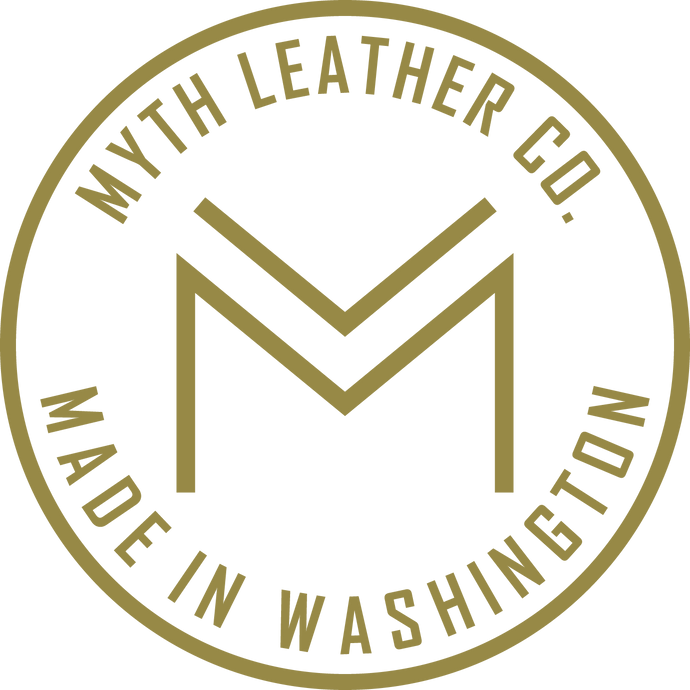 Myth Decal - Gold