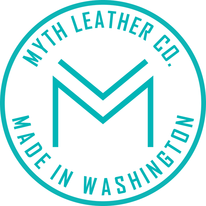 Myth Decal - Teal