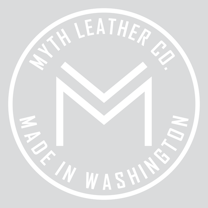 Myth Decal - White