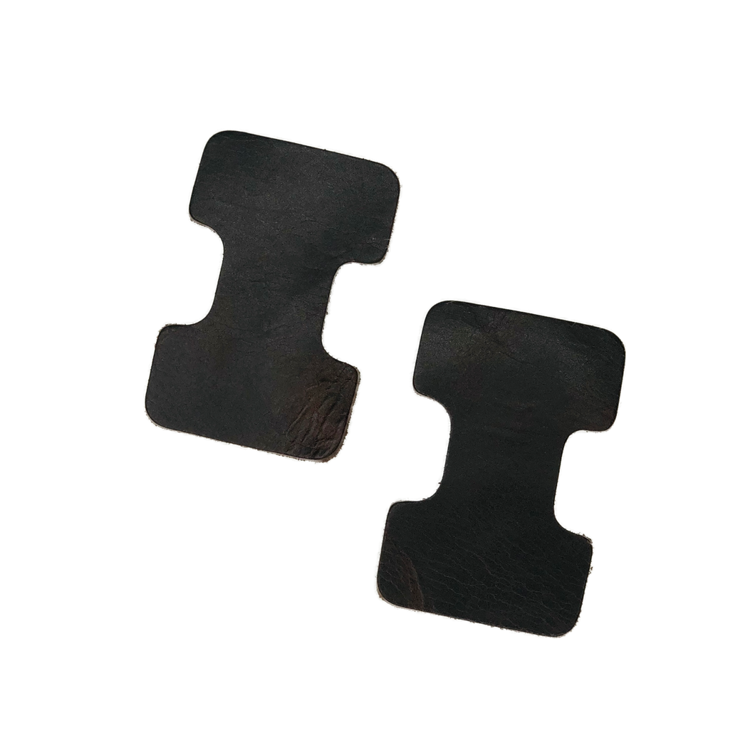 Strap Connector Kit | BC Waxy Dark Brown