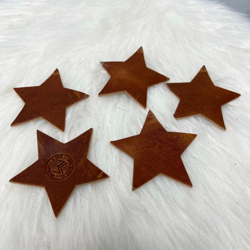 Star Ornament | Light Brown