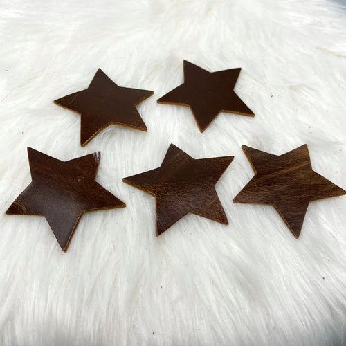 Star Ornament | Dark Brown