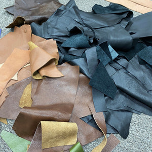 Leather Remnant Kit - Medium