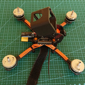 CrissCross FPV Cross 5 inch ultra light FPV Racing drone