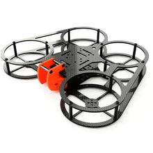 Flying Squirrel - 3-inch FPV drone frame for safe indoor shooting