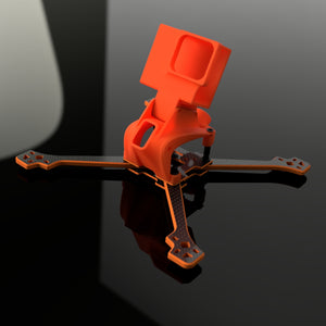 CUBE5 V3.0 with Regular 5 mm thick arms - Lightweight and compact ultimate FPV racing weapon