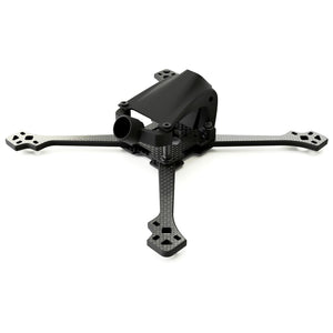 CUBE 5 V3.0 with Regular 5 mm thick arms - Lightweight and compact ultimate racing weapon