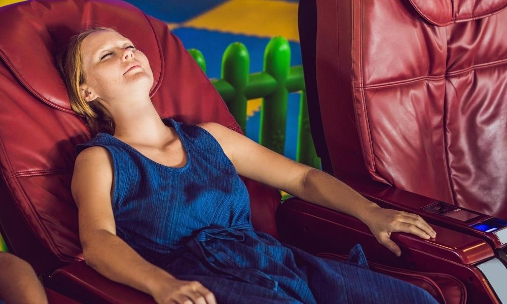 A History of the Massage Chair