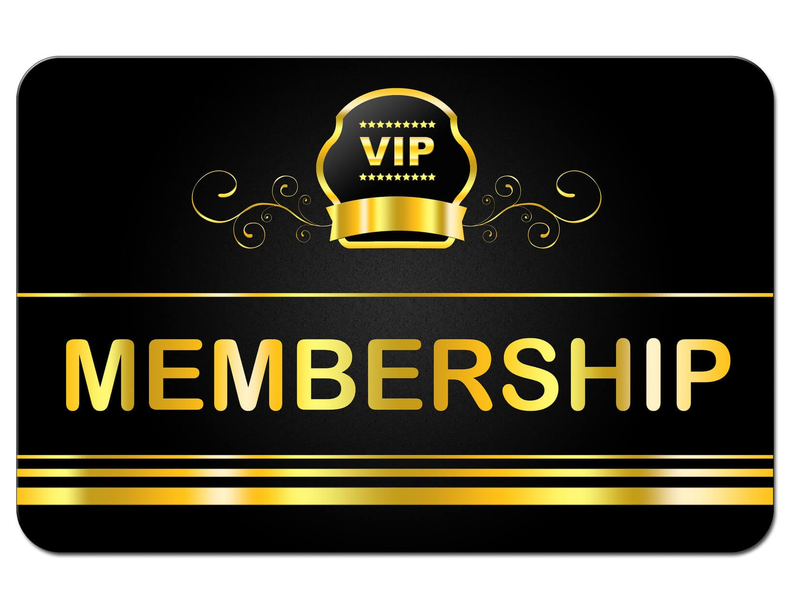 VIP Membership coming soon!