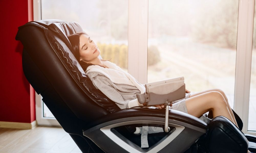 3 Reasons to Invest in a Massage Chair