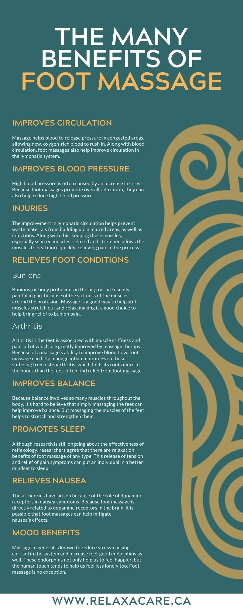 The Many Benefits of Foot Massage