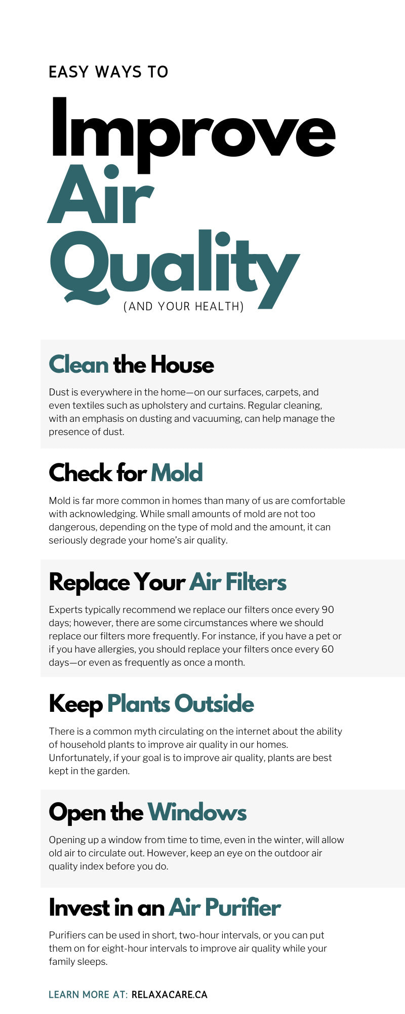 Easy Ways To Improve Air Quality (and Your Health)