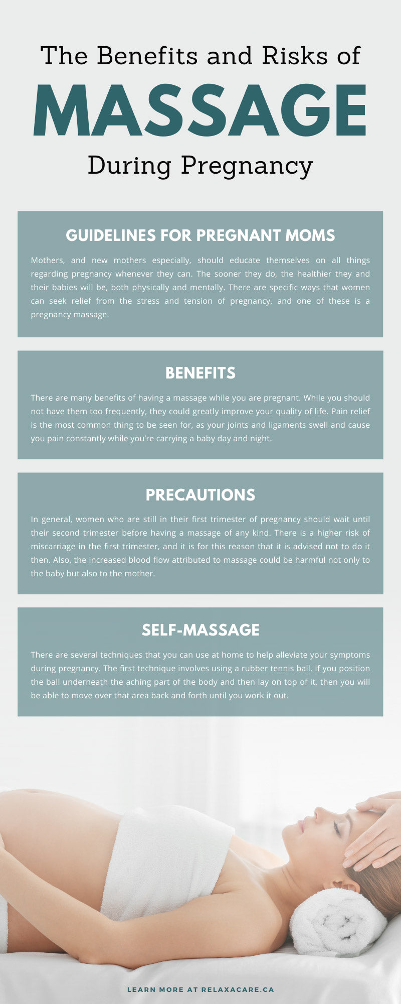 The Benefits and Risks of Massage During Pregnancy