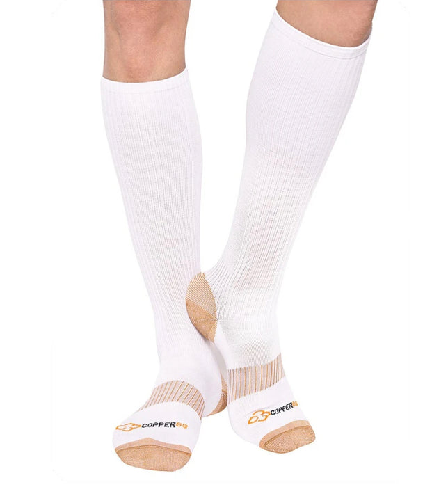 BIOS Copper 88 Men's Knee High Socks
