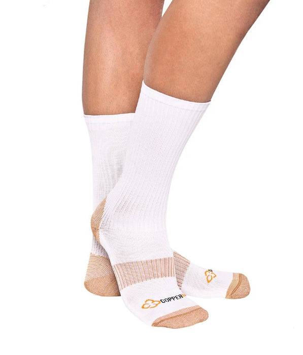 BIOS Copper 88 Men's Calf High Socks