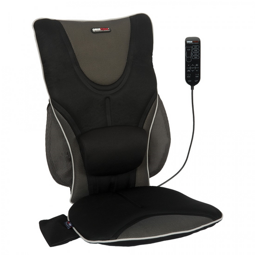ObusForme Backrest Support Massage Cushion with Heat - Relaxacare