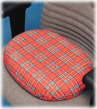 "Plaid Foam Invalid Ring 14""/35.6cm"
