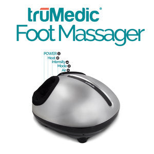 TruMedic Is-4000 TruMedic Foot Massager- Oprah Winfrey approved- - Relaxacare