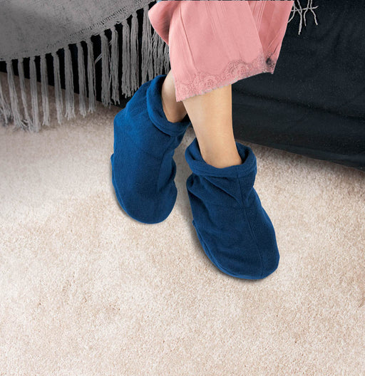 Bed Buddy Foot Warmers (Blue) - Relaxacare