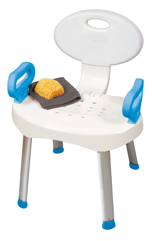 E-Z Bath & Shower Seat with Handles - Relaxacare
