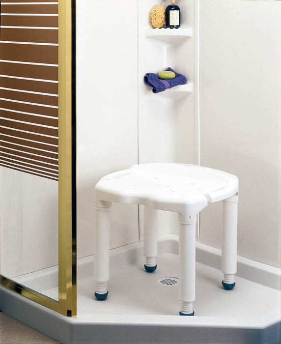 Universal Bath Seat without Back - Relaxacare