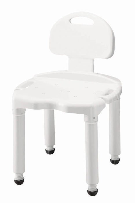 Universal Bath Seat with Back - Relaxacare