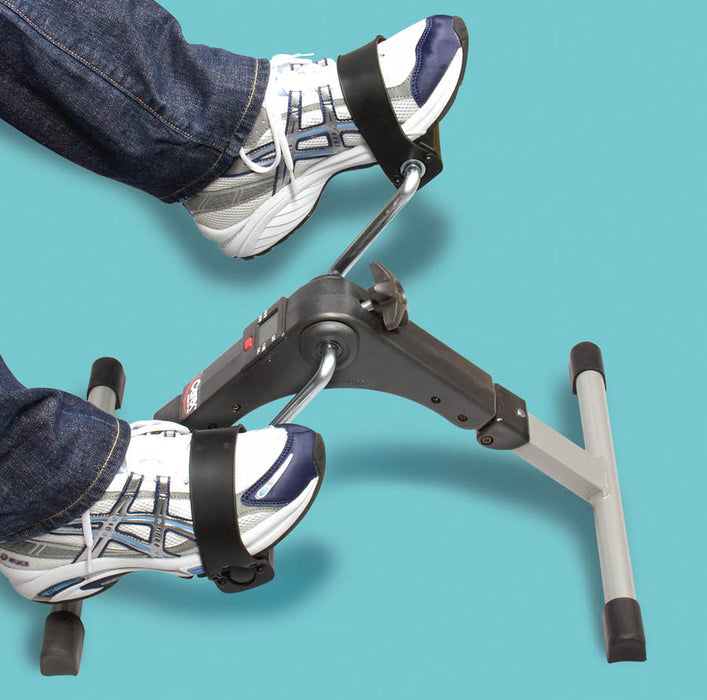 Pedal Exerciser with Digital Display - Relaxacare
