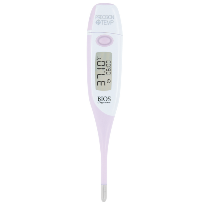 BIOS Precisiontemp Ovulation Thermometer (w/App)