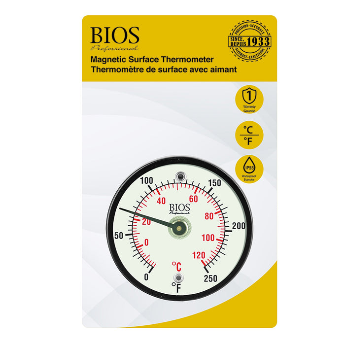 BIOS - Magnetic Surface Thermometer