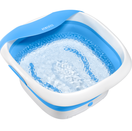 Compact Pro Spa Collapsible Footbath with Heat - Relaxacare
