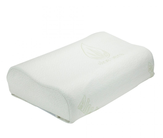 ObusForme  -6-WAY ADJUSTABLE-HEIGHT ORTHPEDIC PILLOW - Relaxacare