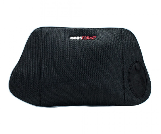 ObusForme - CUSTOMAIR™ ADJUSTABLE LUMBAR CUSHION - Relaxacare