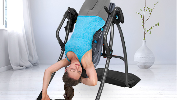 TEETER FITSPINE LX9 INVERSION TABLE - Relaxacare