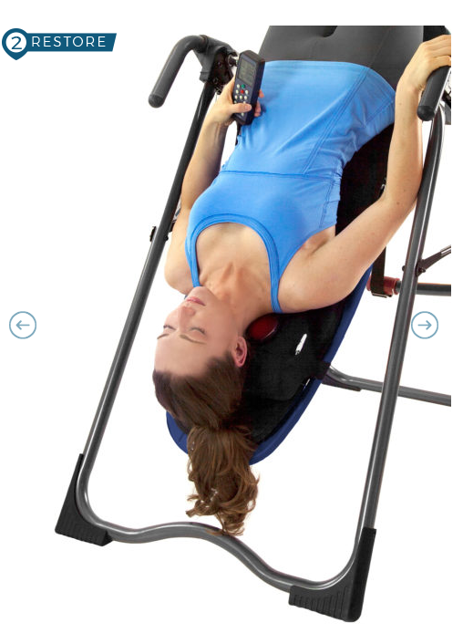 TEETER BETTER BACK VIBRATION CUSHION - Relaxacare