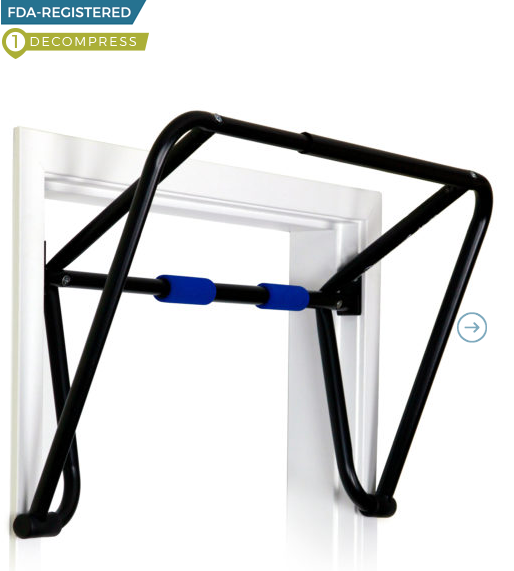 TEETER EZ-UP INVERSION & CHIN-UP RACK - Relaxacare