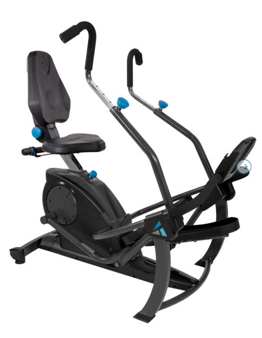 TEETER FREESTEP LT-1 RECUMBENT CROSS TRAINER - Relaxacare