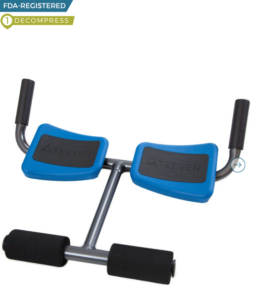 TEETER P2 BACK STRETCHER - Relaxacare